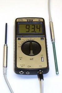 Миллитесламетры ТПУ (постоянное, переменное, импульсное магнитные поля)