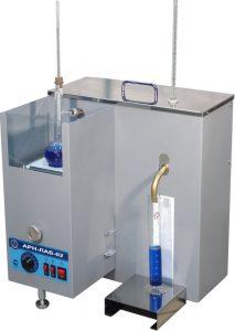 АРН ЛАБ 03 аппарат для разгонки нефтепродуктов
