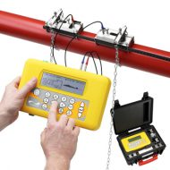 Портативный расходомер жидкости Portaflow 330 A&B HT