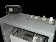 Автоматический газосигнализатор на пары ртути