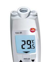 Пирометр Testo 104-IR - Складной водонепроницаемый пищевой термометр/ИК-термометр