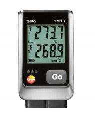 testo 175 T3 — 2-канальный логгер данных температуры (0572 1753)