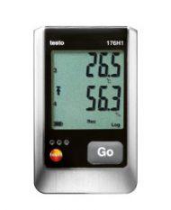 Гигрометр Testo 176 H1 — 4-канальный логгер данных температуры и влажности