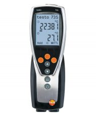 testo 735-1 — 3-х канальный термометр