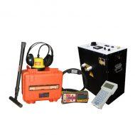 Портативная электротехническая лаборатория для поиска повреждений кабеля акустическим и индукционным методом Атлет КАИ-1.501
