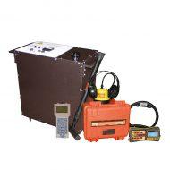 Портативная электротехническая лаборатория для поиска повреждений кабеля акустическим и индукционным методом Атлет КАИ-1.1001