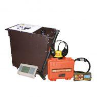 Портативная электротехническая лаборатория для поиска повреждений кабеля акустическим и индукционным методом Атлет КАИ-1.1002 (ИДМ)