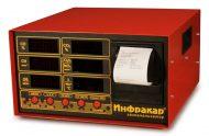 Автомобильный 2-х компонентный газоанализатор «Инфракар 10.02»
