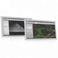 Leica Infinity поверхности и сканирование