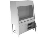 Вытяжной шкаф НВ-1500 ШВ-У (1410*700*1960)