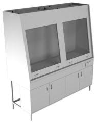 Вытяжной шкаф двухрамный НВ-1800 ШВд-У (1800*700*1960)