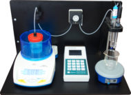 Комплект для автоматического потенциометрического кислотно-основного и окислительно-восстановительного титрования «Титрион-Профи»
